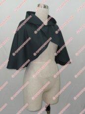 画像2: 進撃の巨人 リヴァイ 調査兵団 エレン・イェーガー ミカサ アルミン マント コスプレ衣装 (2)