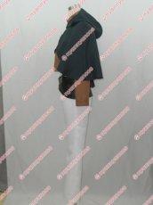 画像2: 進撃の巨人 エレン・イェーガー 訓練兵団 コスプレ衣装 (2)