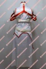 画像5: 高品質 実物撮影 ソードアート・オンライン SAO アスナ   風  コスプレ衣装 コスチューム オーダーメイド (5)