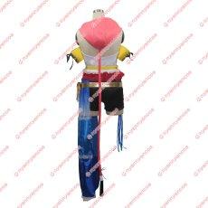 画像5: ファイナルファンタジーX-2 FINAL FANTASY X-2 YUNA ユウナ コスチューム コスプレ衣装 (5)