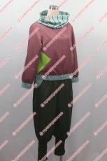 画像2: 新幹線変形ロボ シンカリオン 月山シノブ コスプレ衣装 (2)