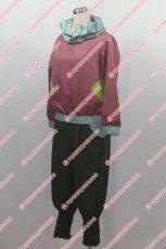 画像3: 新幹線変形ロボ シンカリオン 月山シノブ コスプレ衣装 (3)