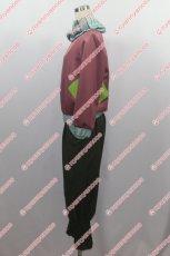 画像4: 新幹線変形ロボ シンカリオン 月山シノブ コスプレ衣装 (4)