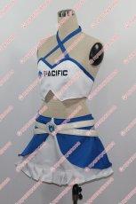 画像3: ラブライブ! × PACIFIC lovelive! 小泉花陽 2015 レースクイーンVer. コスプレ衣装 (3)