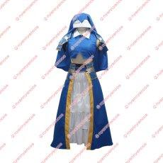 画像1: 戦国乙女 〜LEGEND BATTLE〜大友宗麟 おおとも そうりん 風 コスチューム コスプレ衣装 (1)