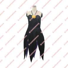 画像1: ディズニー 人魚姫 リトル マーメイド 海の魔女 アースラ 風 コスチューム コスプレ衣装 (1)
