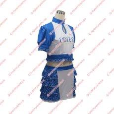 画像2: ENDLESS レースクイーン チアガール セパレート エンドレス風 コスチューム コスプレ衣装 (2)