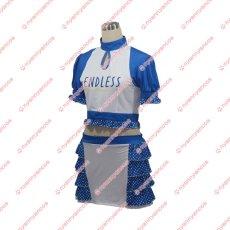 画像3: ENDLESS レースクイーン チアガール セパレート エンドレス風 コスチューム コスプレ衣装 (3)