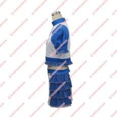 画像4: ENDLESS レースクイーン チアガール セパレート エンドレス風 コスチューム コスプレ衣装 (4)