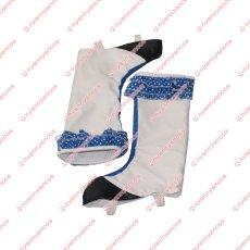 画像6: ENDLESS レースクイーン チアガール セパレート エンドレス風 コスチューム コスプレ衣装 (6)