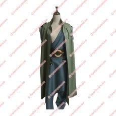 画像1: 高品質 実物撮影 天狼 Sirius the Jaeger ファロン 風  コスプレ衣装 コスチューム オーダーメイド (1)