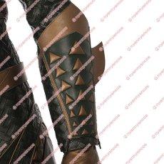 画像10: 高品質 実物撮影 2017映画 Justice League ジャスティス・リーグ アーサー・カリー アクアマン コスプレ靴 コスプレ衣装 コスチューム オーダーメイド  (10)
