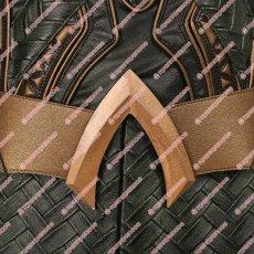 画像8: 高品質 実物撮影 2017映画 Justice League ジャスティス・リーグ アーサー・カリー アクアマン コスプレ靴 コスプレ衣装 コスチューム オーダーメイド  (8)