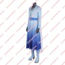画像3: 高品質 実物撮影 2019映画 Frozen II アナと雪の女王2 アナ雪 エルサ Elsa  コスプレ衣装 コスプレ靴 バラ売り可 コスチューム オーダーメイド (3)