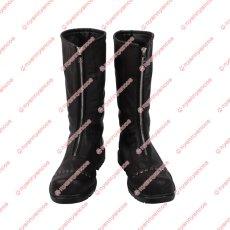 画像11: 高品質 実物撮影  映画 ファイナルファンタジーVII FFVII FF7 クラウド ストライフ  コスプレ衣装 コスプレ靴 ブーツ  コスチューム オーダーメイド (11)
