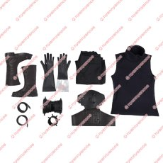 画像12: 高品質 実物撮影  映画 ファイナルファンタジーVII FFVII FF7 クラウド ストライフ  コスプレ衣装 コスプレ靴 ブーツ  コスチューム オーダーメイド (12)