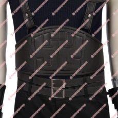 画像7: 高品質 実物撮影  映画 ファイナルファンタジーVII FFVII FF7 クラウド ストライフ  コスプレ衣装 コスプレ靴 ブーツ  コスチューム オーダーメイド (7)