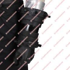 画像8: 高品質 実物撮影  映画 ファイナルファンタジーVII FFVII FF7 クラウド ストライフ  コスプレ衣装 コスプレ靴 ブーツ  コスチューム オーダーメイド (8)