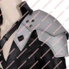 画像8: 高品質 実物撮影   FF7 ファイナルファンタジーVII セフィロス Sephiroth 風  コスプレ衣装 コスプレ靴 ブーツ  コスチューム オーダーメイド (8)