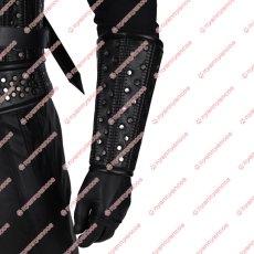 画像8: 高品質 実物撮影【剣無し】 2019ドラマ The Witcher ウィッチャー リヴィアのゲラルト コスプレ衣装 コスプレ靴  ネックレス コスチューム オーダーメイド (8)
