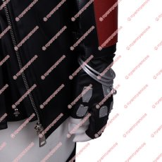 画像7: 高品質 実物撮影   FF7 ファイナルファンタジーVII ティファ ロックハート Tifa 風  コスプレ衣装 コスプレ靴 ブーツ  コスチューム オーダーメイド (7)