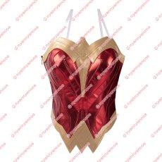 画像12: 高品質 実物撮影 2020映画 Wonder Woman 1984 ワンダーウーマン2 ダイアナ プリンス 風 コスプレ衣装 コスプレ靴 ブーツ付き バラ売り可 (12)