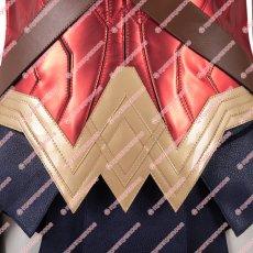 画像10: 高品質 実物撮影 2020映画 Wonder Woman 1984 ワンダーウーマン2 ダイアナ プリンス 風 コスプレ衣装 コスプレ靴 ブーツ付き バラ売り可 (10)