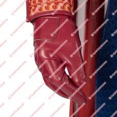 画像11: 高品質 実物撮影  The Boys ザ ボーイズ ホームランダー The Homelander 風 セブン コスプレ衣装 コスプレ靴 ブーツ付き  バラ売り可 (11)