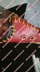 画像4: 僕のヒーローアカデミア オーバーホール 治崎廻  風 マスク  コスプレ道具 コスプレ道具 (4)