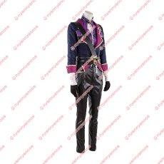 画像2: あんさんぶるスターズ! あんスタ 生け贄◆不死者たちの復活祭 羽熏風  コスチューム コスプレ衣装 (2)