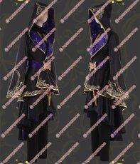 画像4: 高品質 実物撮影 ツイステ ツイステッドワンダーランド  マレウス リドル レオナ エース イデア カリム 全員 式典服 風  コスプレ衣装 コスチューム オーダーメイド (4)