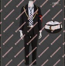 画像8: 高品質 実物撮影  ツイステ ツイステッドワンダーランド リドル  エース  デュース トレイ ケイト ハーツラビュル寮 制服 風 コスプレ衣装 コスチューム オーダーメイド (8)