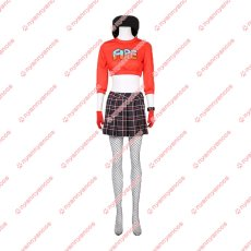 画像1: ペルソナ5 ペルソナ5 PERSONA5 P5 ダンシング・スターナイト 高巻杏  風 コスチューム コスプレ衣装 (1)