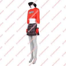 画像3: ペルソナ5 ペルソナ5 PERSONA5 P5 ダンシング・スターナイト 高巻杏  風 コスチューム コスプレ衣装 (3)