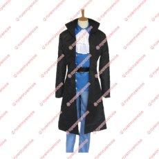 画像2: ONE PIECE ワンピース サボ 12年後 コスチューム コスプレ衣装 (2)