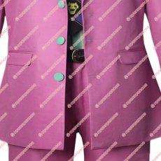 画像7: 高品質 実物撮影 ジョジョの奇妙な冒険 Part4 ダイヤモンドは砕けない 吉良吉影  風  スーツ  コスプレ衣装 コスチューム オーダーメイド (7)