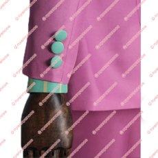 画像8: 高品質 実物撮影 ジョジョの奇妙な冒険 Part4 ダイヤモンドは砕けない 吉良吉影  風  スーツ  コスプレ衣装 コスチューム オーダーメイド (8)