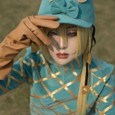 画像3: 高品質 実物撮影 ジョジョの奇妙な冒険  ディエゴ ブランドー Dio  風    コスプレ衣装 コスチューム オーダーメイド (3)