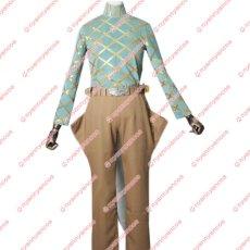 画像6: 高品質 実物撮影 ジョジョの奇妙な冒険  ディエゴ ブランドー Dio  風    コスプレ衣装 コスチューム オーダーメイド (6)