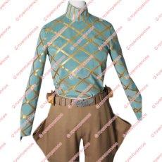 画像7: 高品質 実物撮影 ジョジョの奇妙な冒険  ディエゴ ブランドー Dio  風    コスプレ衣装 コスチューム オーダーメイド (7)