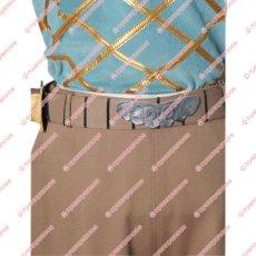 画像9: 高品質 実物撮影 ジョジョの奇妙な冒険  ディエゴ ブランドー Dio  風    コスプレ衣装 コスチューム オーダーメイド (9)
