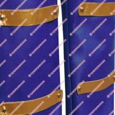 画像7: 高品質 実物撮影 ジョジョの奇妙な冒険 ストーンオーシャン ウェザー リポート ウェス ブルーマリン  風    コスプレ衣装 コスチューム オーダーメイド (7)