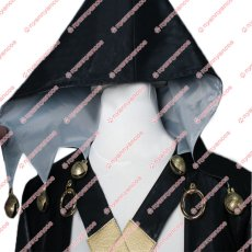 画像8: 高品質 実物撮影 ジョジョの奇妙な冒険 黄金の風 リゾット ネエロ  風    コスプレ衣装 コスチューム オーダーメイド (8)