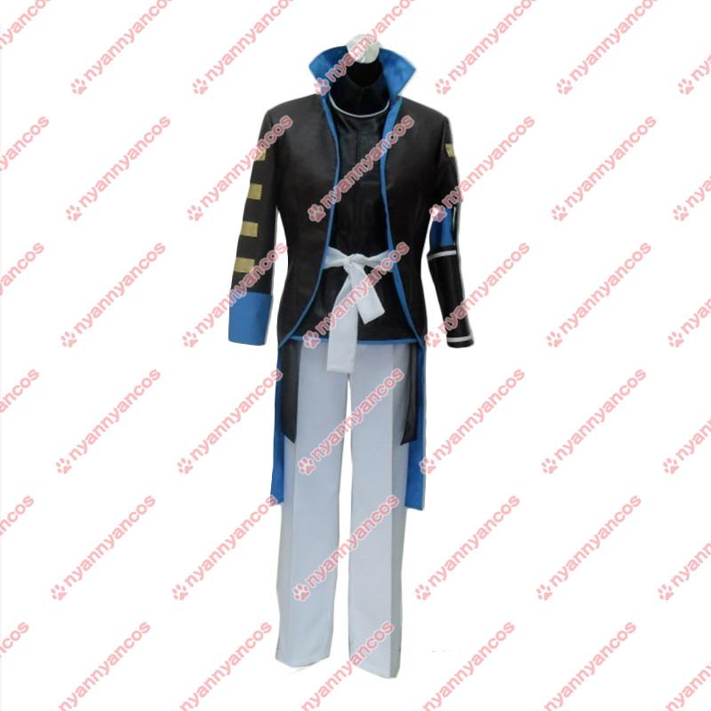 画像1: 高品質 実物撮影 戦国BASARA2 片倉小十郎 コスプレ衣装 コスチューム オーダーメイド (1)
