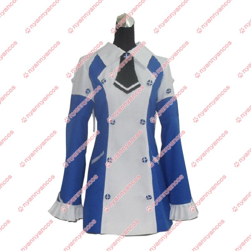 画像1: 高品質 実物撮影 Pandora Hearts パンドラハーツ エコー 風  コスプレ衣装 コスチューム オーダーメイド (1)
