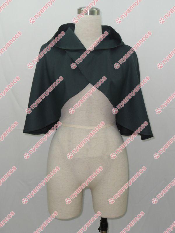 画像1: 進撃の巨人 リヴァイ 調査兵団 エレン・イェーガー ミカサ アルミン マント コスプレ衣装 (1)