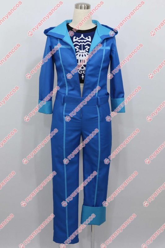 画像1: カーニヴァル Karneval 花礫 ガレキ コスプレ衣装 (1)