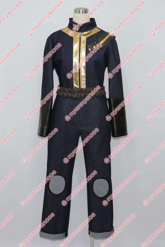 画像1: フォールアウト3 主人公 コスプレ衣装 (1)
