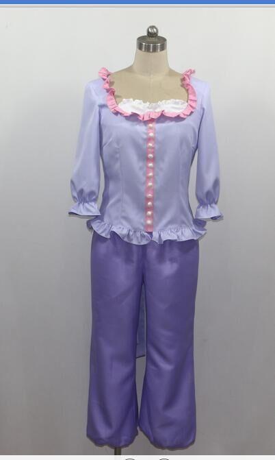 画像1: ONE PIECE ワンピース シャーロット・プリン コスプレ衣装 オーダーメイド (1)