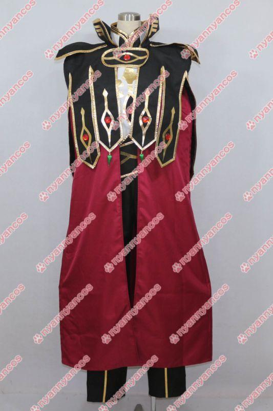 画像1: 高品質 実物撮影 コードギアス 反逆のルルーシュ 枢木スザク 風  コスプレ衣装 コスチューム オーダーメイド (1)